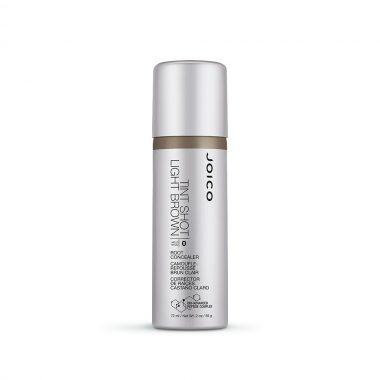 Világosbarna hajtőszínező spray 72ml