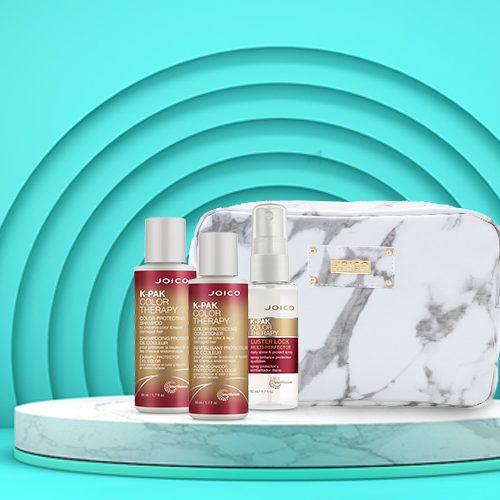 Joico úticsomagok az egészséges haj védelméért